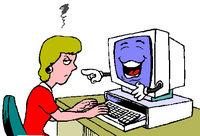 картинки про смешные компьютеры